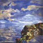 Holly King, Azure, 2005