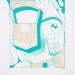Sonny Assu, Landline #10, 2020