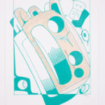 Sonny Assu, Landline #11, 2020
