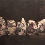 Koei Kao, Jars #1, 2017