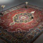Eric Lamontagne, S'enfarger dans les fleurs du tapis, 2003