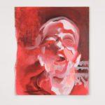 Tiffany April (Université d'Ottawa), Untitled (Face Study II), 2018