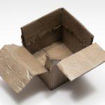Zeke Moores, Bronze box #5, 2016