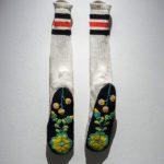 Audie Murray (Regina), Pair of socks, 2017