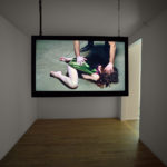 Karine Payette, Parallaxe (écran 2), 2014, Photo : Daniel Roussel. Courtoisie : EXPRESSION