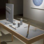 Nadia Myre, Small Objects / Toys / Abstractions, 2012