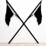 Dean Drever, Double black flag (NO TITLE), 2010
