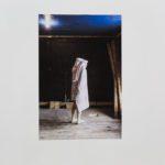 Jean-Robert Drouillard, Une silhouette emballée (Rosalie) #2, 2017