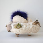 Freya Perron, Vibrating Sculpture 1, 2016
