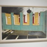 Melvin Charney, Rooms, P.S.1., 1979