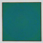 Claude Tousignant, Bleu + vert = jaune, 1965