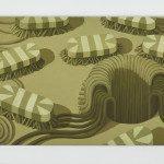 Judith Berry, Erase (triptyque), 2012