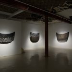 Cal Lane, Veiled Hoods and Stains, 2014