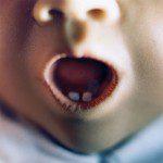 Diana Thorneycroft, Doll Mouth (boy with teeth), 2005
