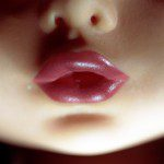 Diana Thorneycroft, Doll Mouth (lipstick), 2005