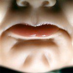 Diana Thorneycroft, Doll Mouth (wet pout), 2005