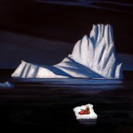 Diana Thorneycroft, Group of Seven Awkward Moments (Davis Strait), 2007