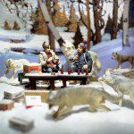 Diana Thorneycroft, Group of Seven Awkward Moments (Early Snow with Bob and Doug), 2005