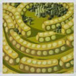 Judith Berry, Small Yellow City, 2012