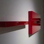 Lori Cozen-Geller, Espace, Red, 2015