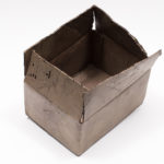 Zeke Moores, Bronze box #2, 2011