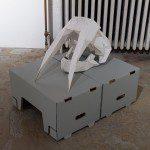 Couzyn Van Heuvelen (NSCAD), Paper Walrus, 2013