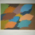 Edgar Heap of Birds, Neuf for Modoc, 2002