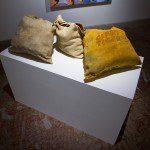 Jordan Bennett, Artifact Bags, 2013