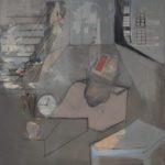 Bashar Shammas, Untitled (broken construction), 2021