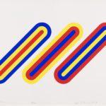 Claude Tousignant, Triptyque I,1970