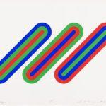 Claude Tousignant, Triptyque II ,1970